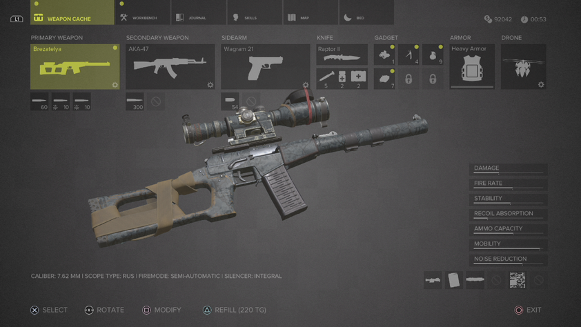 Weapon Cases | All Content and Locations | Sniper: Ghost Warrior 3
