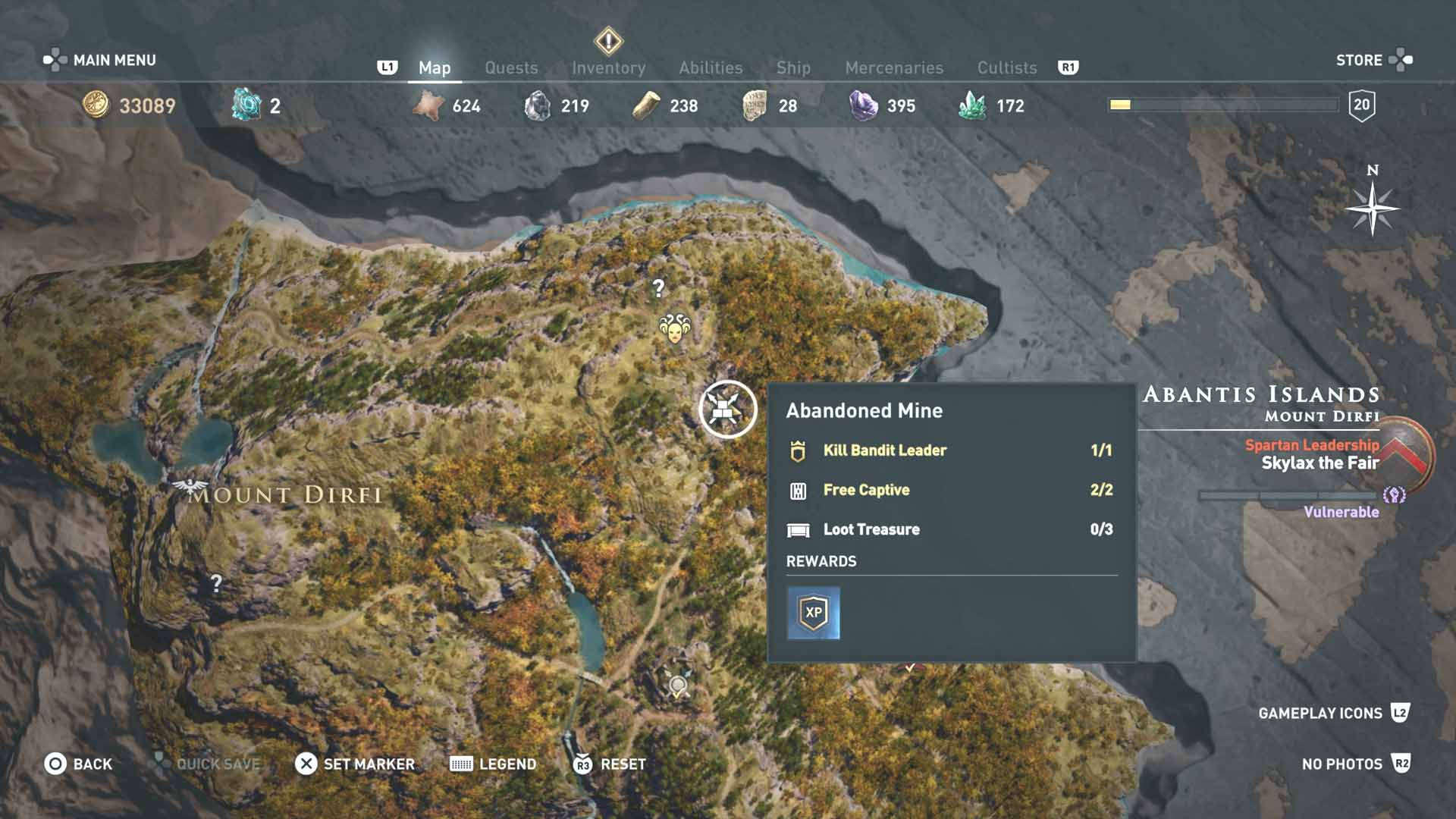 All Loot Treasure And Ancient Tablet Locations Abantis Islands