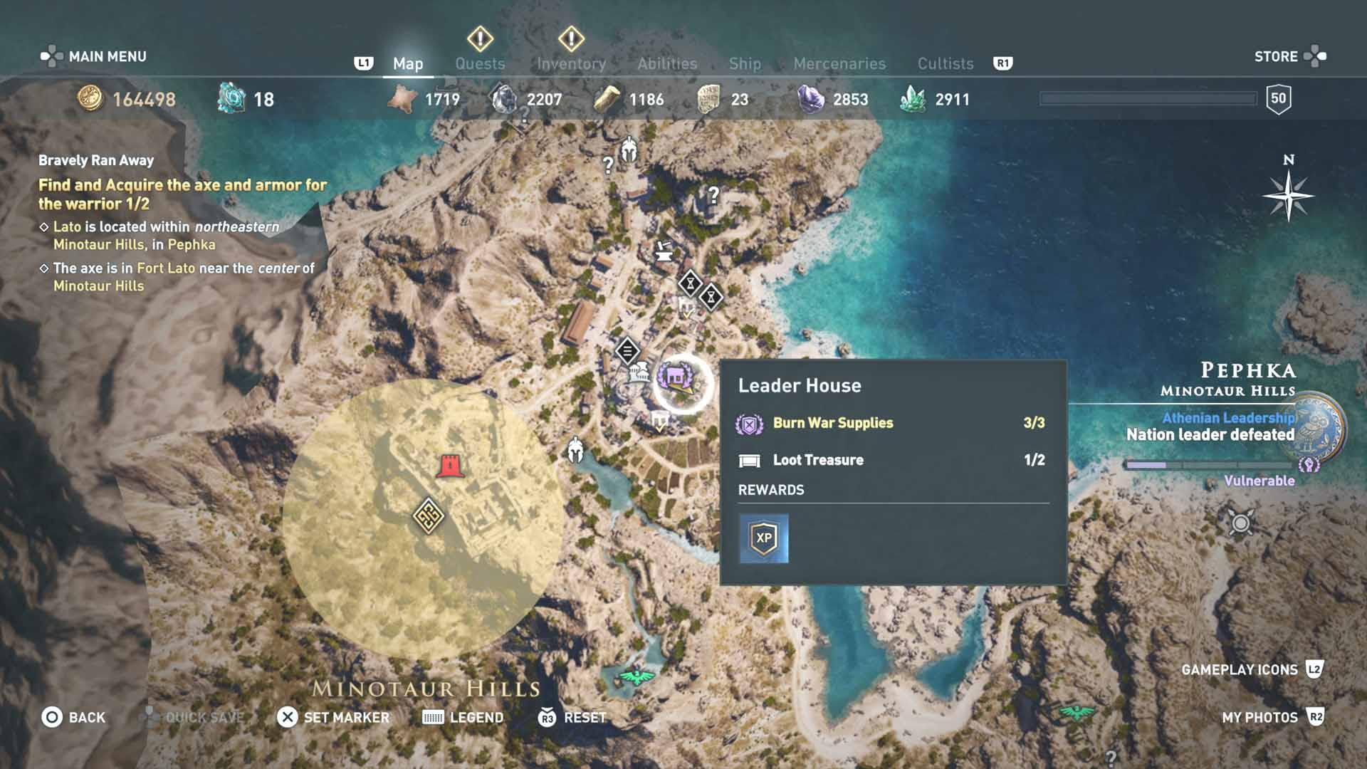 All Loot Treasure And Ancient Tablet Locations Pephka All