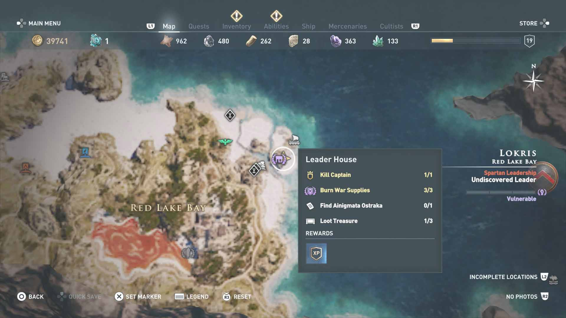 All Loot Treasure And Ancient Tablet Locations Lokris All Tombs Ainigmata And Loot Treasure Locations Assassin S Creed Odyssey