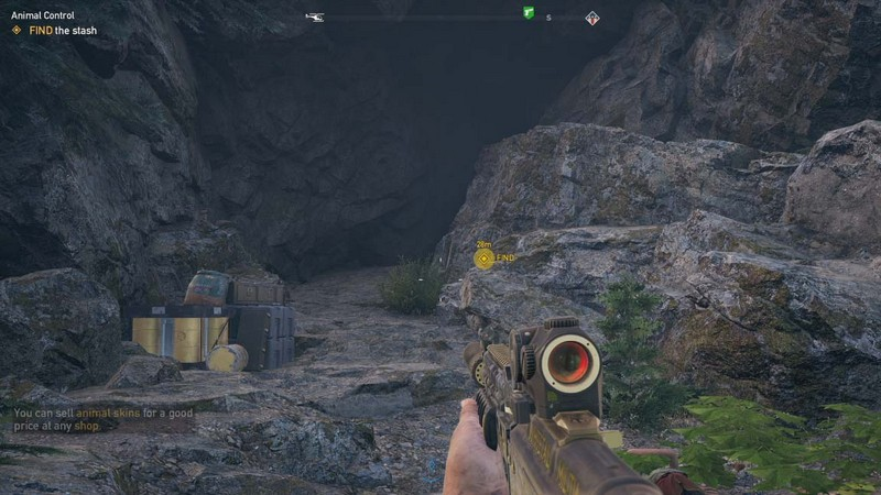 Cave Behind Waterfall Far Cry 5 Best Waterfall