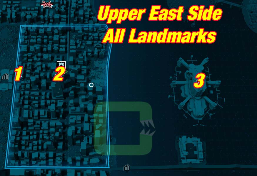 All Landmarks Locations Camzillasmom Gaming Guides And Playthroughs