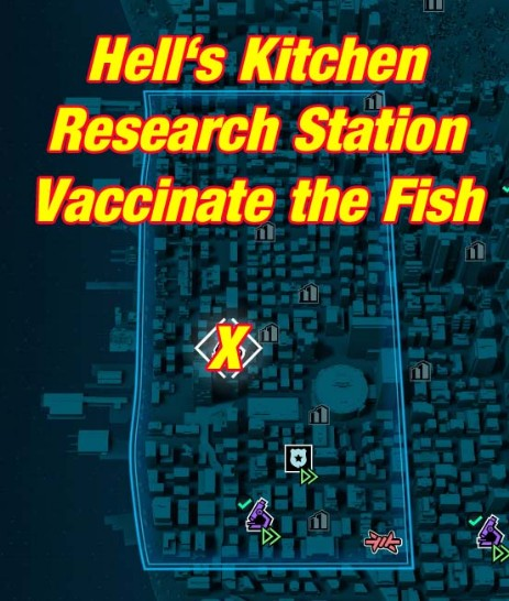 Vaccinate the Fish | Research Station - Camzillasmom