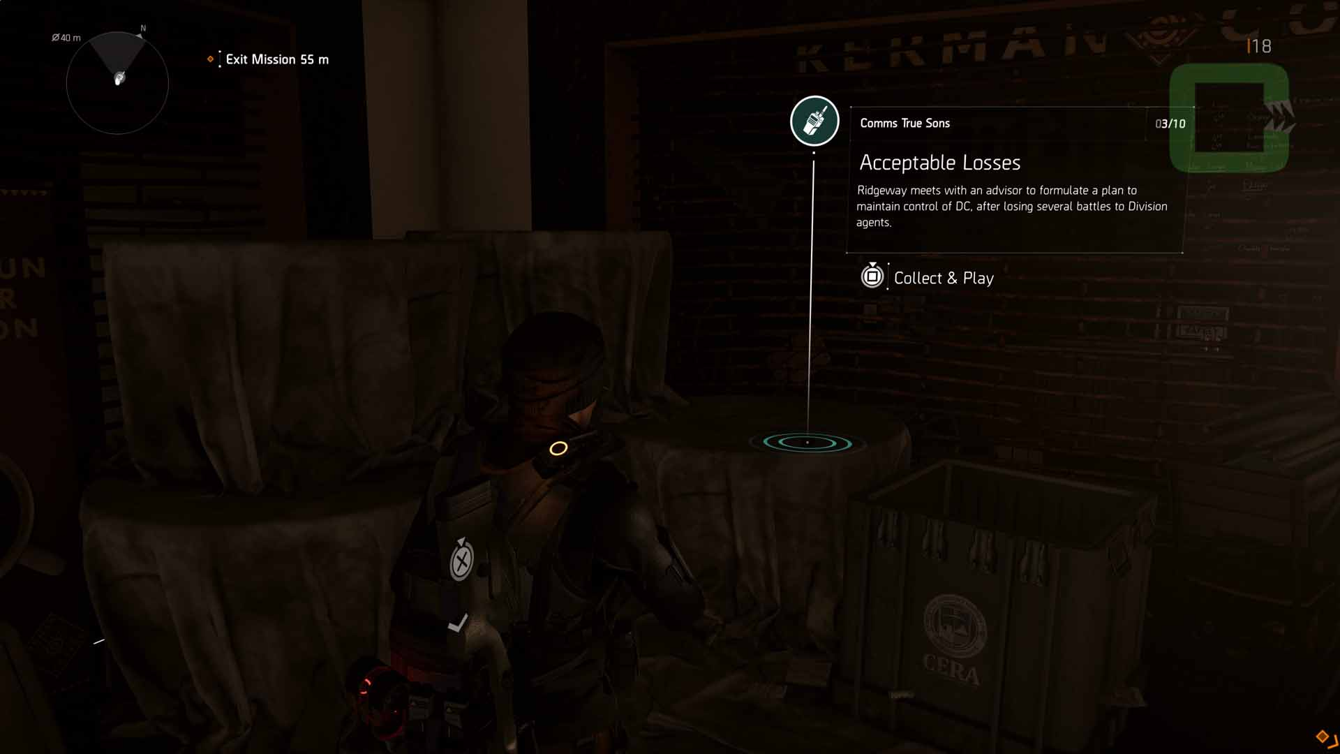 All True Sons Comms Locations Guide | The Division 2 - The