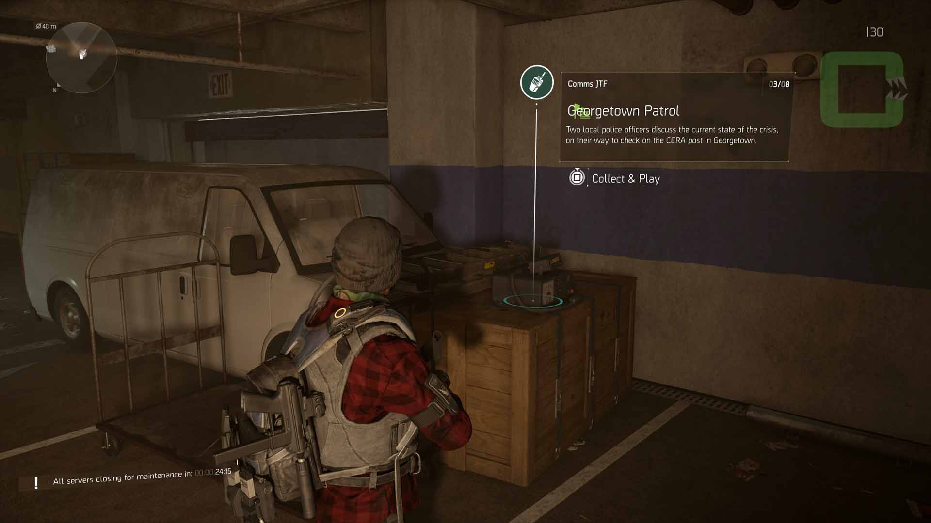 All JTF Comms Locations Guide | The Division 2 - The