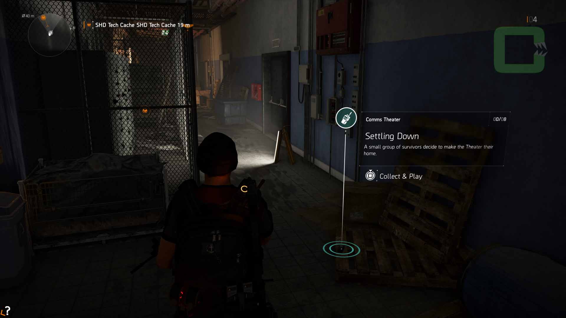 All Theater Comms Locations Guide | The Division 2 - The